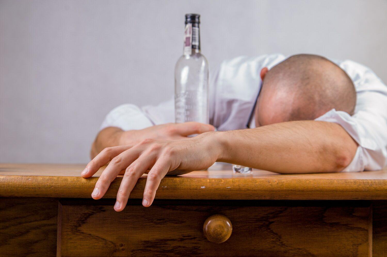 Ontslag van een dronken werknemer