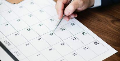 Opzeggen arbeidsovereenkomst datum